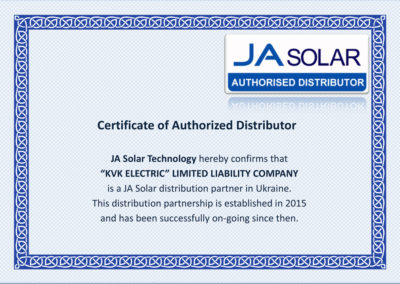Certificate-of-Authorized-Distributor-IE-KVK-Electric